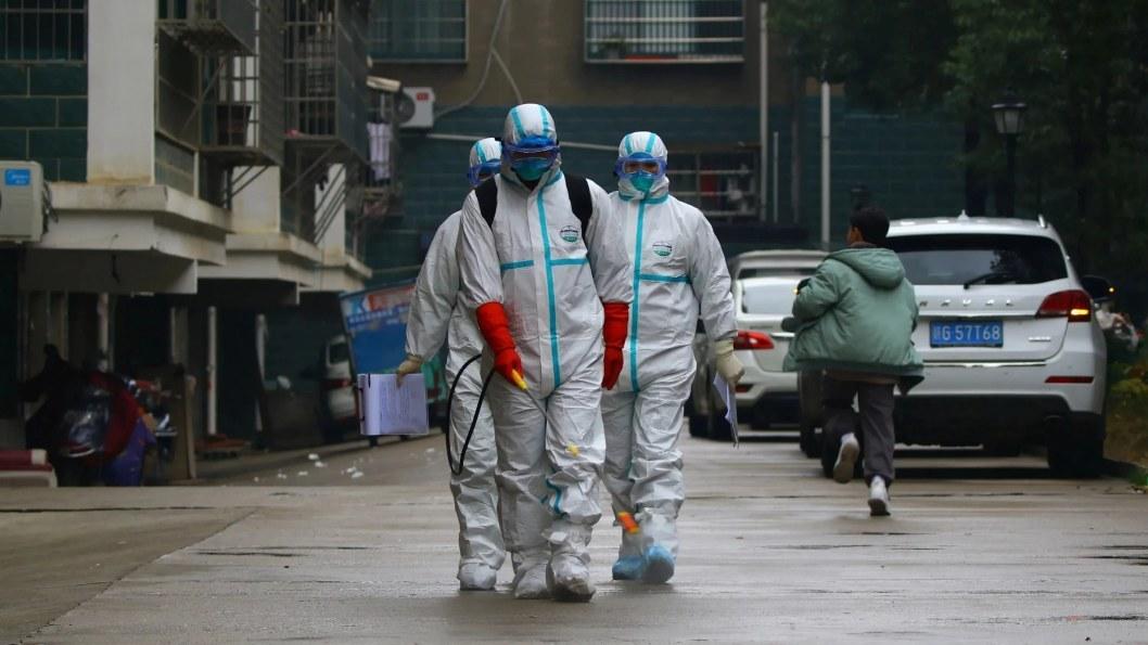 Смертельный коронавирус: в Китае подтвердили заражение более 4500 человек (ФОТО)