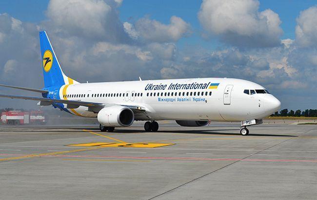 В Борисполе приземлился первый самолет с украинцами из Китая