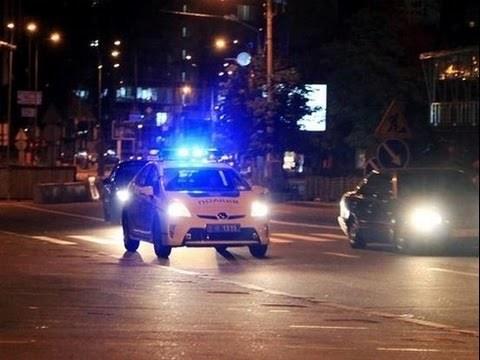 Убегали и скрывались от полиции: ночью в Днепре подвыпившие мужчины устроили гонки