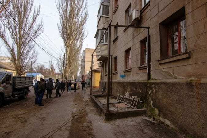 Хотели пристроить отдельное крыльцо: в историческом центре Днепра пытались изуродовать дом