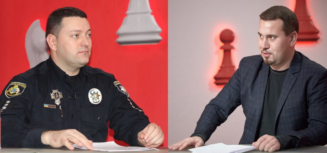 Володимир Богоніс про безпекову ситуацію у Дніпрі та проблему насильства в сім`ї — програма «Шах і мат»