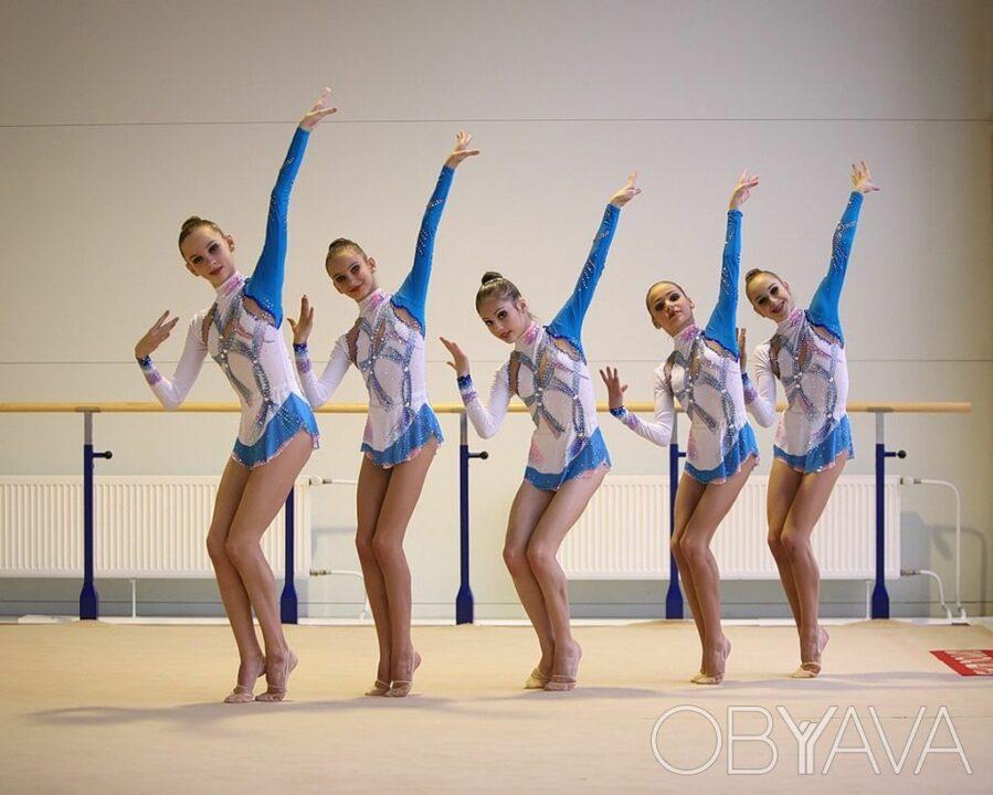 ВІДЕО: У Дніпрі пройшли триденні змагання з художньої гімнастики