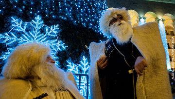 Чічілакі замість ялинки: як грузини святкують Різдво у Дніпрі