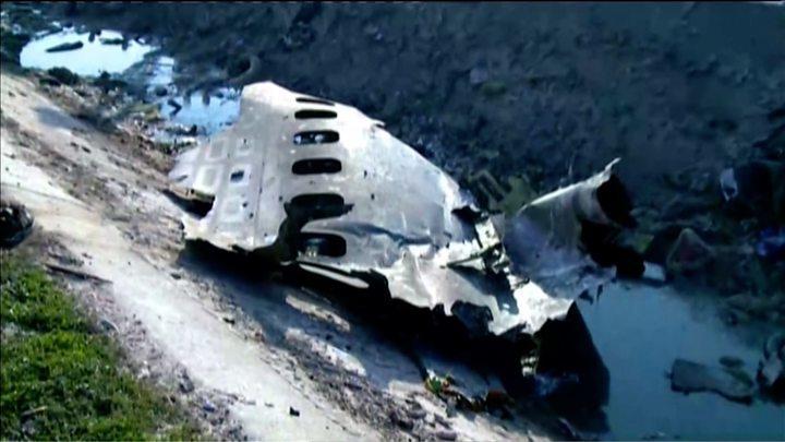 Известный российский блогер высмеял крушение украинского самолета в Тегеране