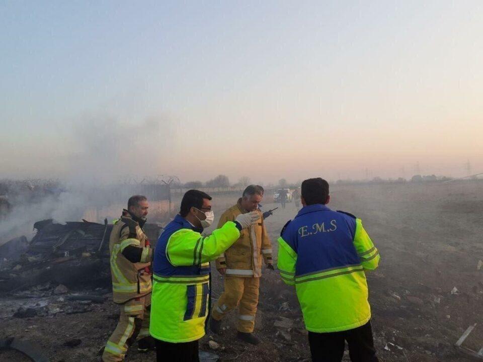 Кто был на борту разбившегося самолета в Тегеране: предварительный список погибших