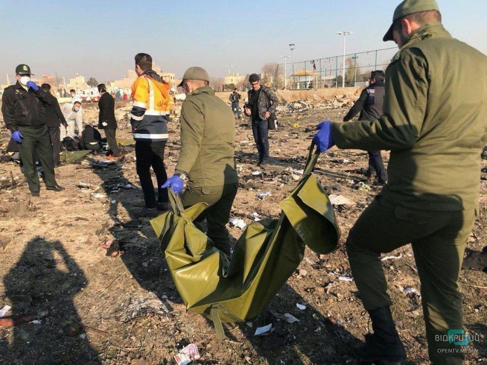 Катастрофа боинга МАУ в Иране: брифинг премьера Гончарука и секретаря СНБО (ВИДЕО)