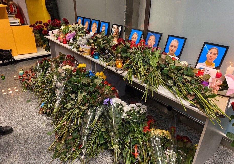 """Авиакатастрофа в Тегеране: кем были 11 погибших украинцев на борту """"МАУ"""" (ФОТО)"""