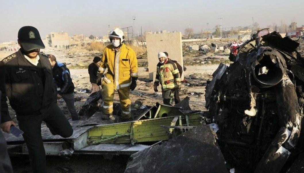 На двигателях нет следов пожара: первая информация от украинской комиссии в Тегеране
