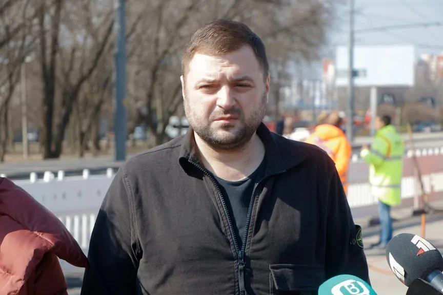 Лысенко рассказал, когда закончат ремонт набережной