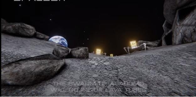 Днепряне помогут британцам в исследовании Луны (ВИДЕО)