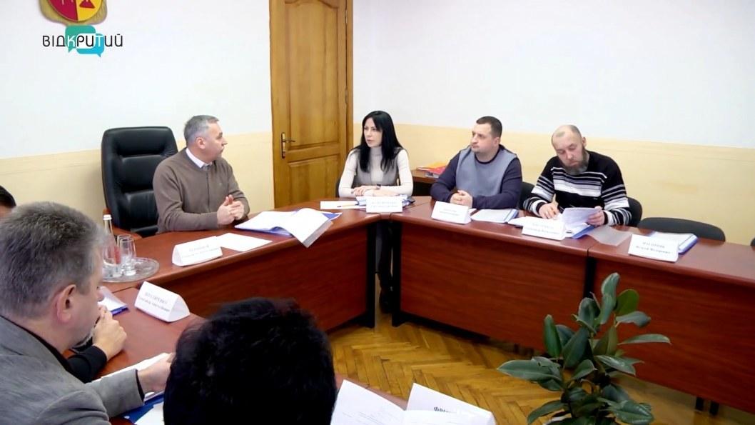 ВІДЕО: У Кам'янському відбулося чергове засідання виконкому