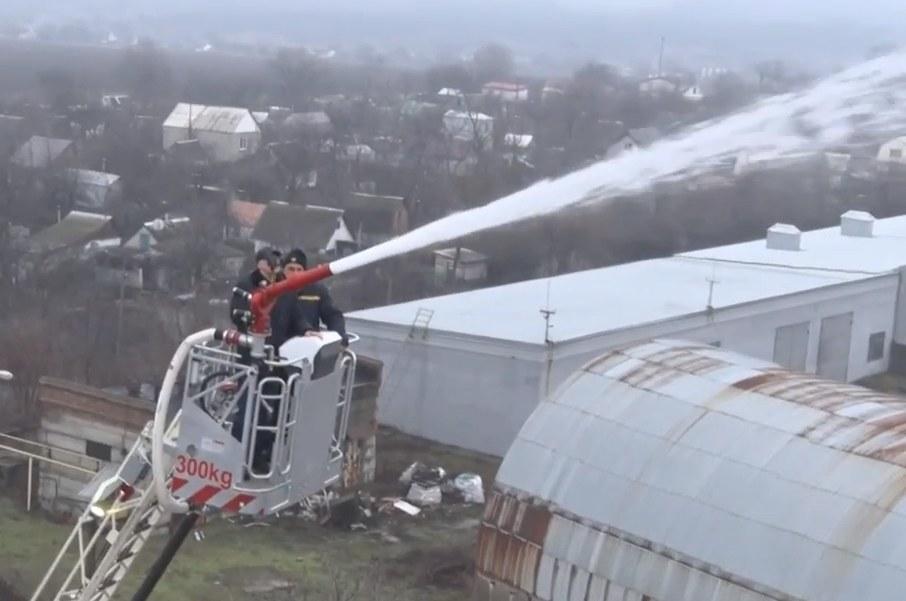 ВІДЕО: Рятувальники Дніпропетровщини отримали нову пожежно-рятувальну техніку