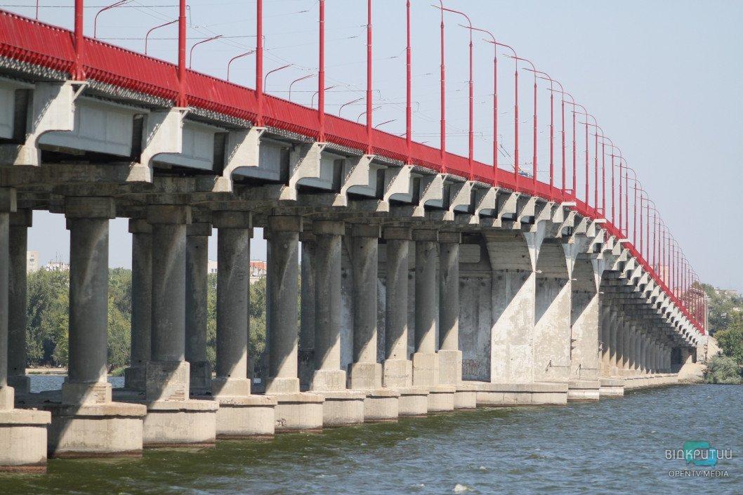 """Заммэра Днепра Михаил Лысенко: """"Не жалею о начале реконструкции Нового моста"""""""