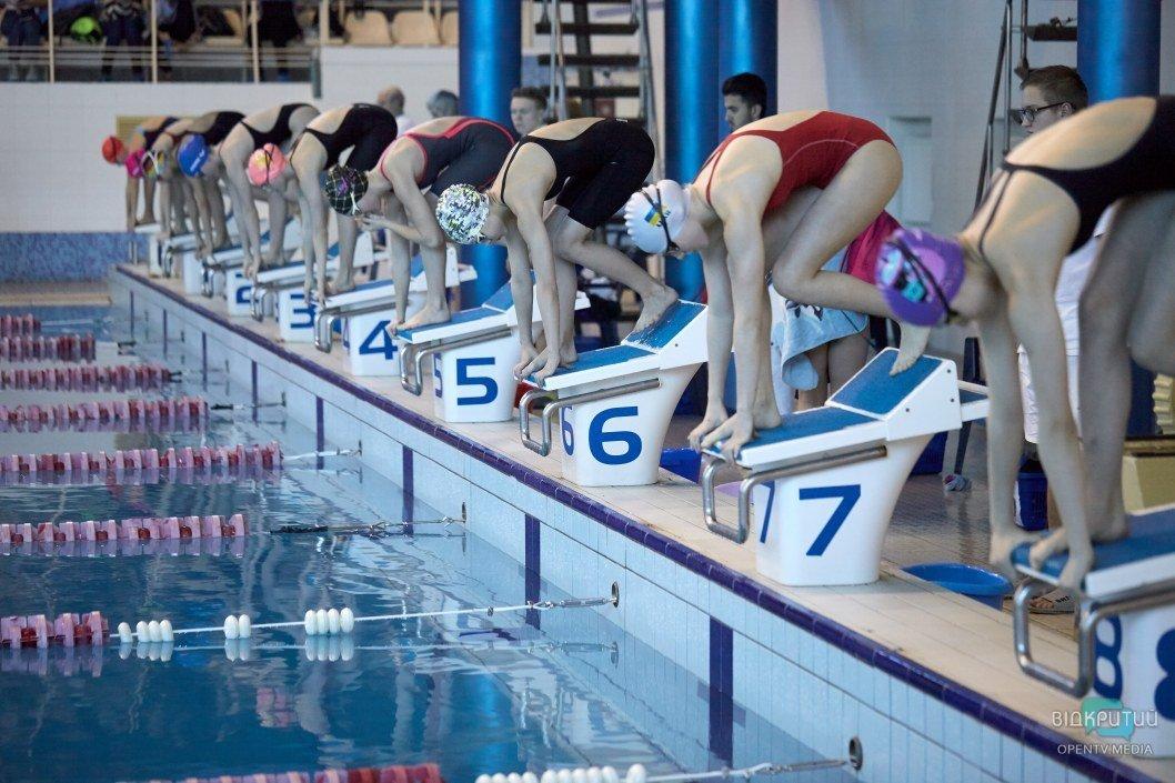 В Днепре завершился открытый чемпионат города по плаванию: более 100 детей получили разряды (ФОТООТЧЕТ)