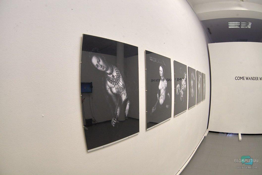 Выставка Анны Мананкиной