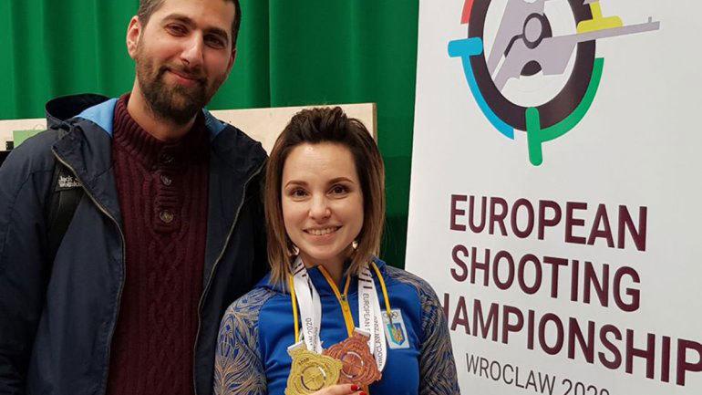 Спортсменка Виктория Рыбовалова