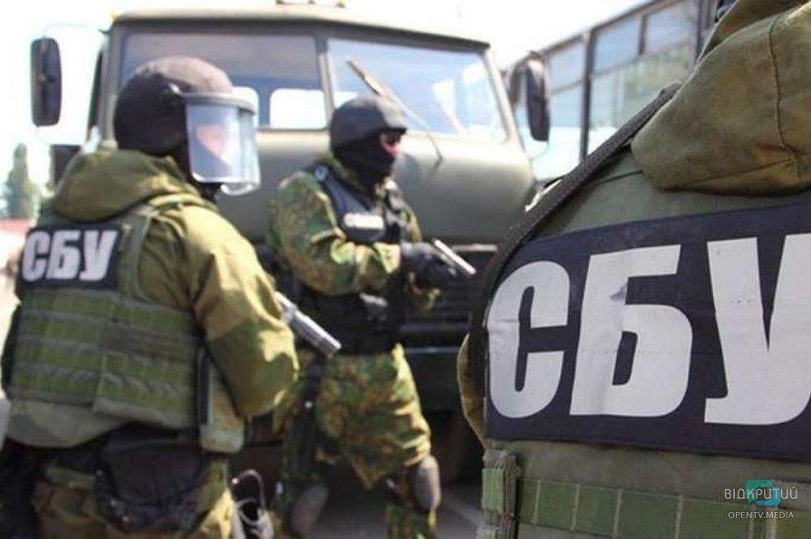 Попался, голубчик: СБУ задержала агитатора ФСБ на Днепропетровщине (ФОТО)