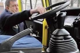В Днепре преступник ударил по лицу водителя троллейбуса
