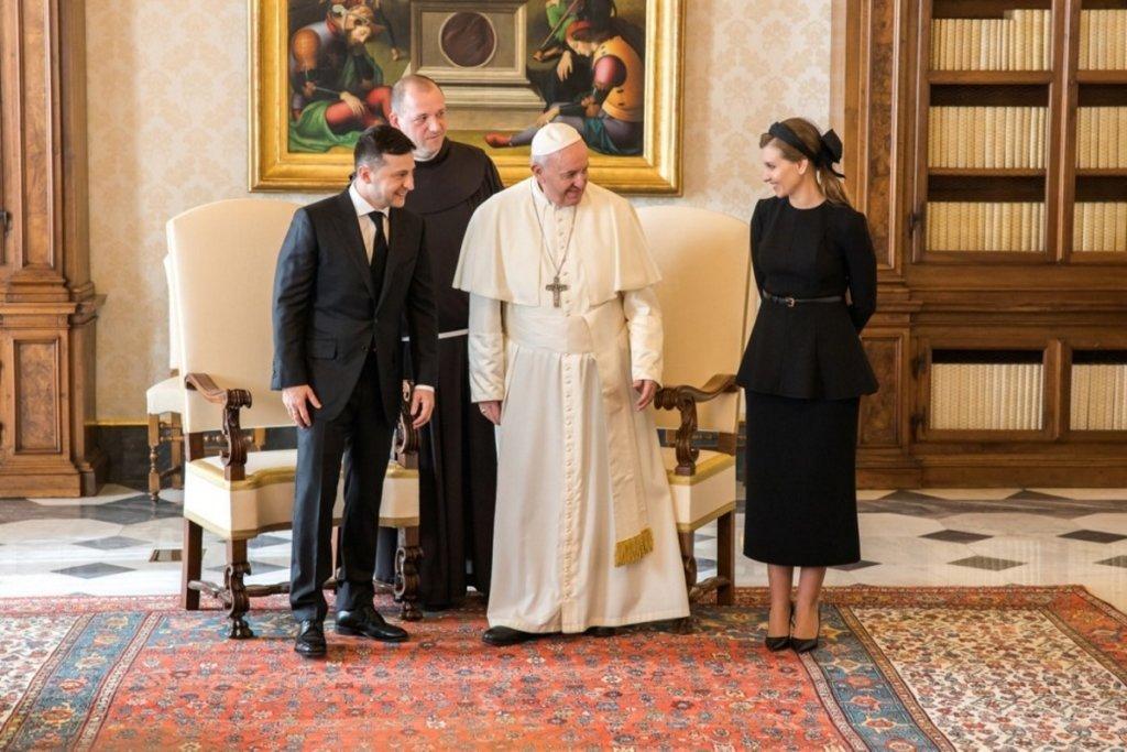 Момент истины: Зеленский рассказал о впечатлениях после встречи с Папой Римским