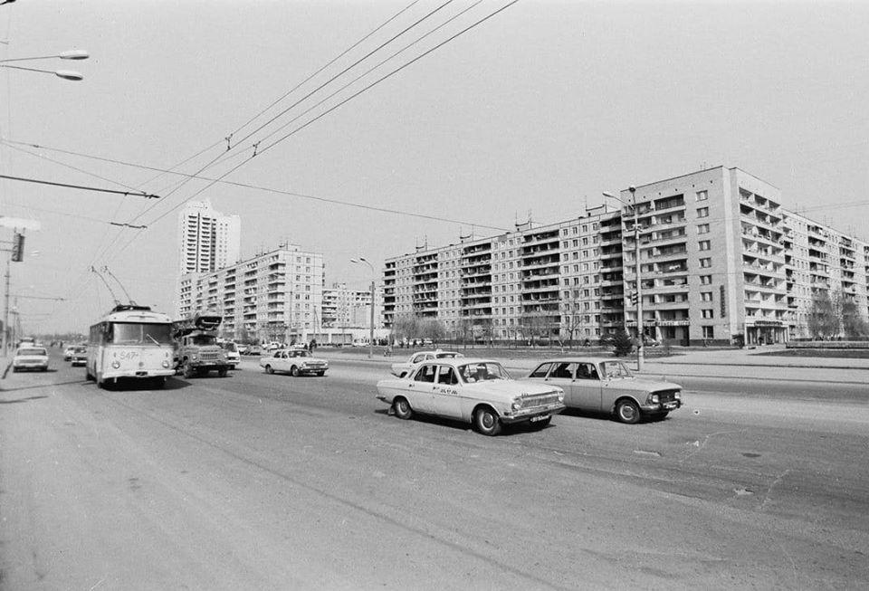 Не узнать: как выглядел жилой массив Победа в 80-е годы (ФОТО)
