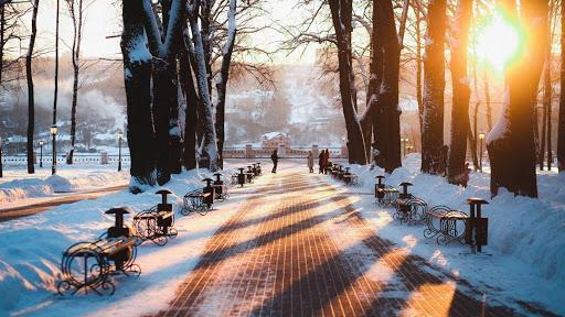 Какая погода будет в Днепре 14 февраля