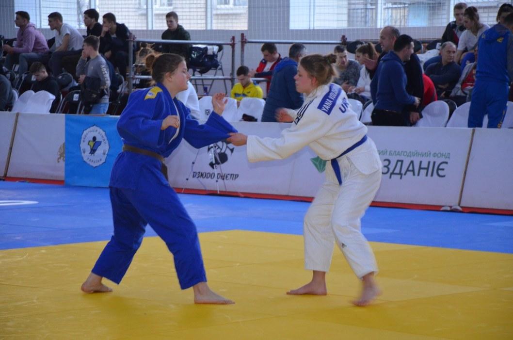 ВІДЕО: У Дніпрі пройшов Чемпіонат України із дзюдо серед спортсменів до 21 року