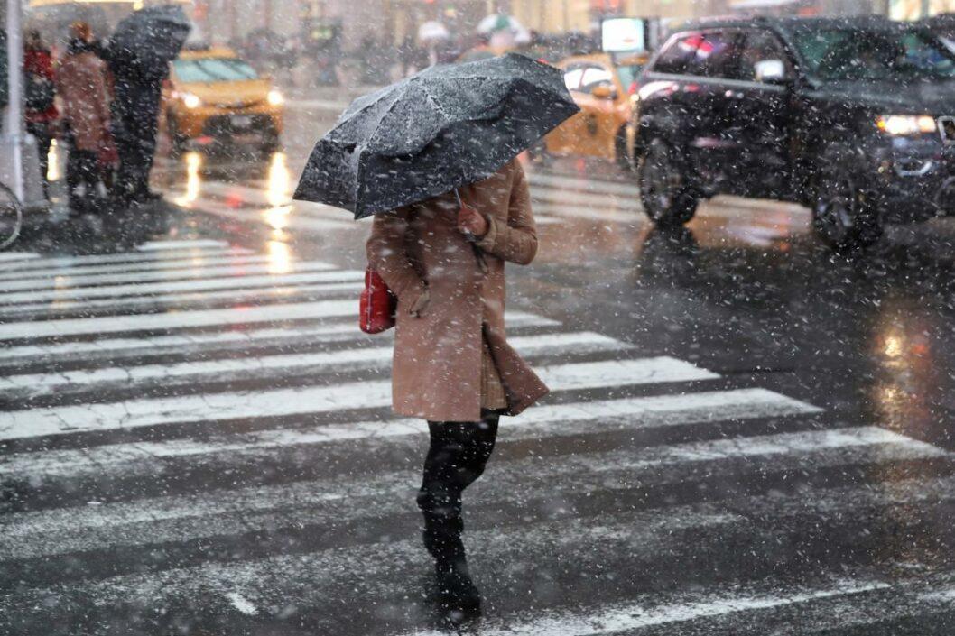 Какая погода будет в Днепре 1 февраля