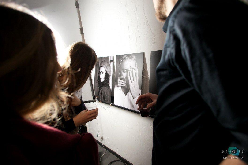 Портретная выставка Катерины Кондратьевой.