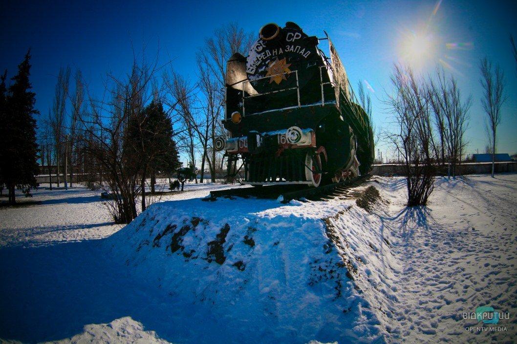 Призрак эпохи: на Северном сохранился паровоз, который возил Сталина на Потсдамскую конференцию (ФОТО)