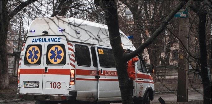 В Днепре легковушка сбила 9-ти летнего ребенка, который шел в школу