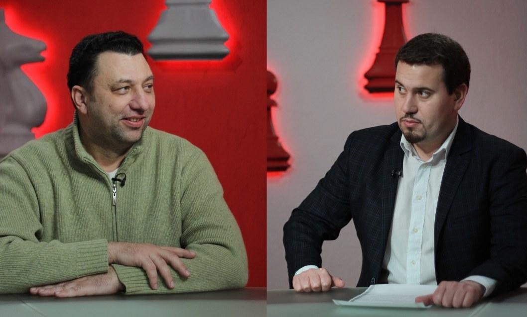 Вадим Шебанов про ринок землі та падіння рейтингів влади — програма «Шах і мат»