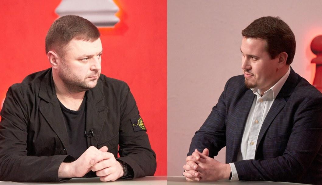 Михайло Лисенко про будівництво метро, крематорію, перенесення танку та псевдоактивістів — програма «Шах і мат»