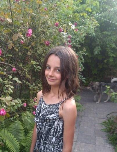 Она не могла поступить иначе: 5-классница из Кривого Рога спасла беспомощного дедушку от смерти(ИНТЕРВЬЮ)