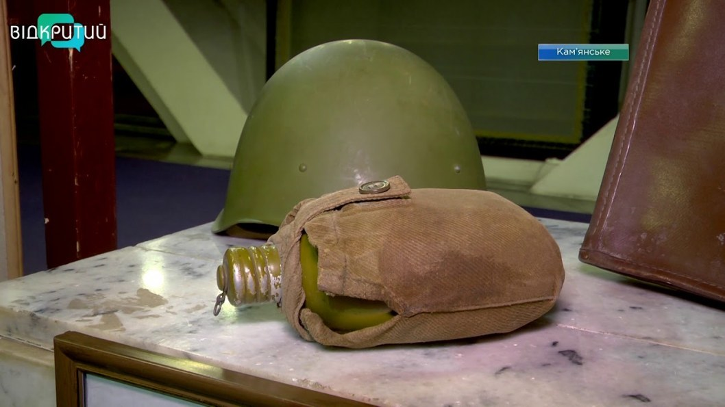 ВІДЕО: У Кам'янському відкрилася виставка, присвячена афганській війні