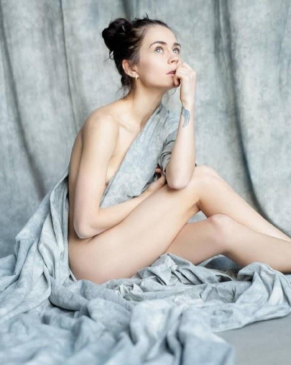 Алина Веретина – солистка днепровского оперного театра