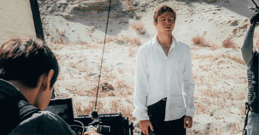 Актер Роб Фельдман из Днепра: о съемках с Жаном Рено, языковом барьере и 36-часовом рабочем дне