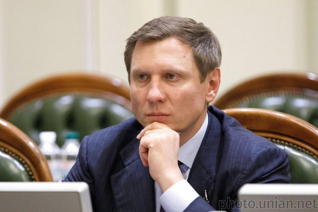 Депутат ВР Сергей Шахов