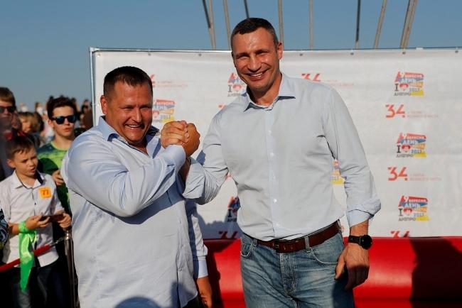 Борис Филатов поддержал Виталия Кличко в критике действий власти