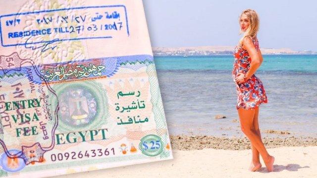 Египет вводит визы для туристов