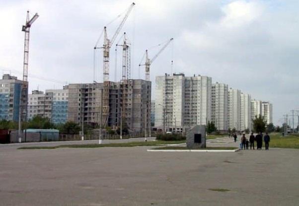 В сети появились редкие фото Левобережного-3 начала 2000-х