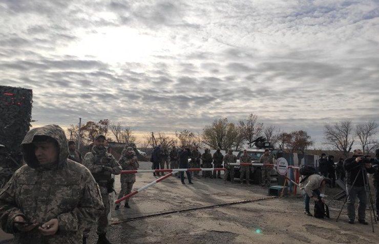 В Днепропетровской области установили блокпосты и пункты проверок