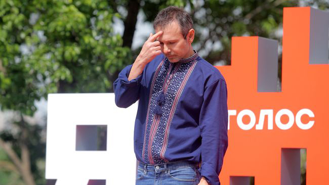 "Сдался без боя: Вакарчук покинул пост руководителя партии ""Голос"" (ВИДЕО)"