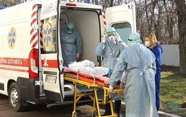 Первый случай коронавируса в Украине