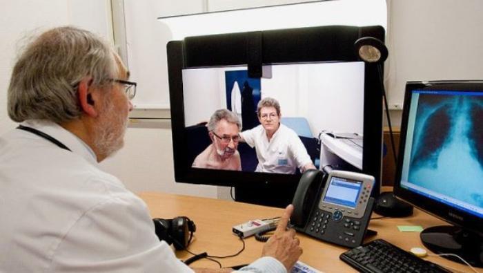 ВІДЕО: Мечникова на карантині: у лікарні сімейних лікарів та пацієнтів консультуватимуть онлайн