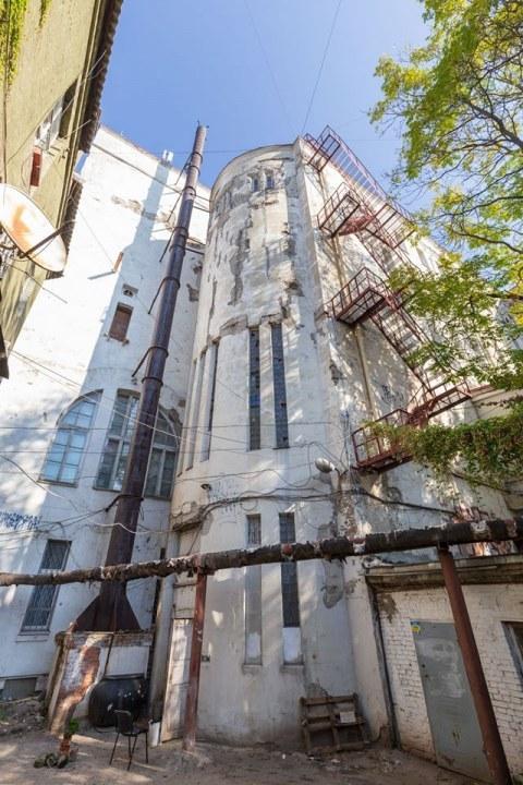 Нынешнее состояние здания.