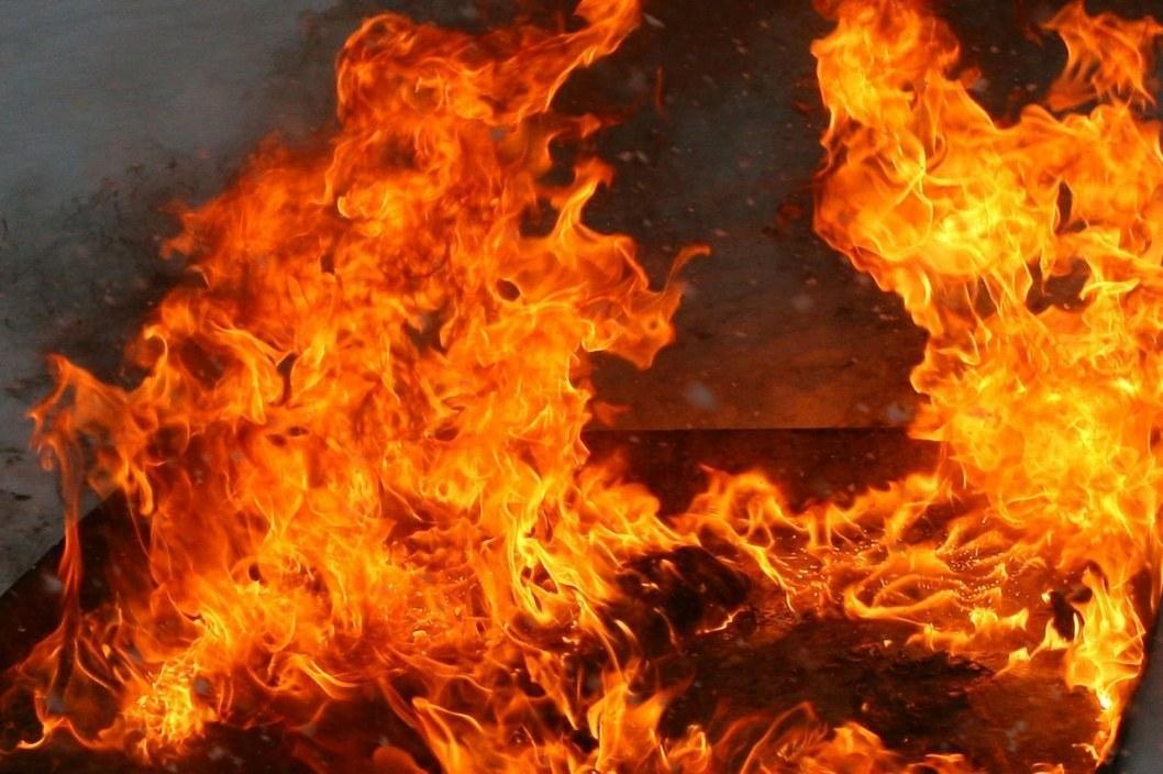 Пожар в жилом доме: обнаружили тело мужчины