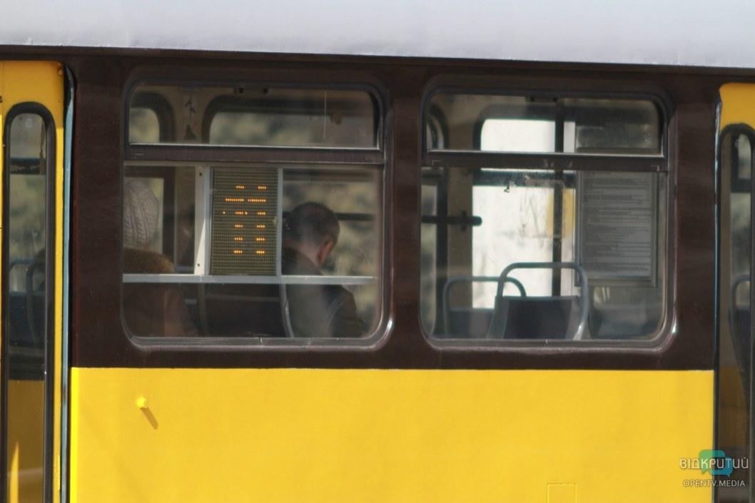 В трамваях стало заметно меньше людей