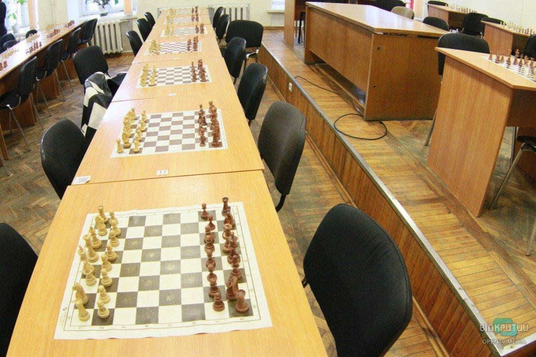 Первый пошел: в Днепре отменили шахматный турнир из-за коронавируса (ФОТО)