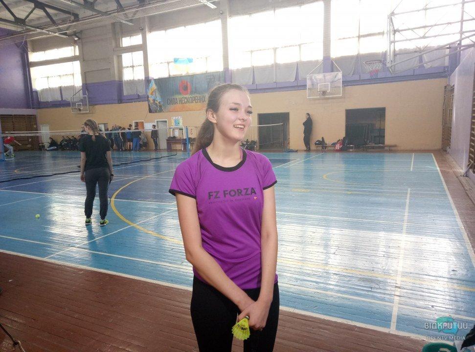 Анастасия Гупалюк – участница команды Колледжа радиоэлектроники