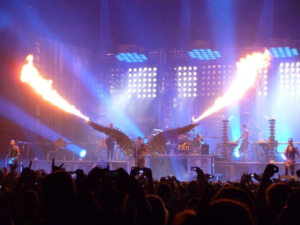 Rammstein Live at Madison Square Garden
